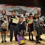 2012-2013第七屆 港澳校際「開心英語朗讀」比賽得獎名單
